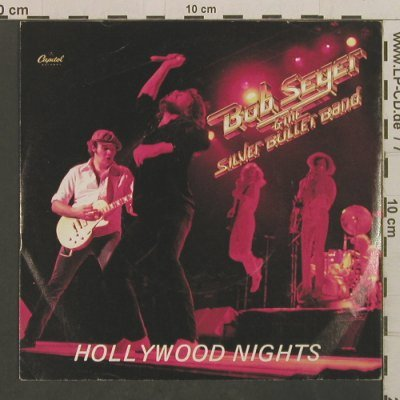 Seger,Bob: Hollywood Nights / Brave Strangers, Capitol(CL 223), US, 1981 - 7inch - T2405 - 3,00 Euro