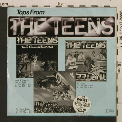 Teens: Never Gonna Tell No Lie To You, Hansa(102 241), D, 1980 - 7inch - T2749 - 2,50 Euro