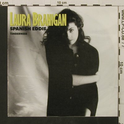 Branigan,Laura: Spanish Eddie / Tenderness, Atlantic(789 531-7), D, 1985 - 7inch - T2755 - 1,50 Euro