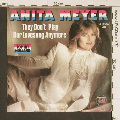 Meyer,Anita: They don't play our Lovesong..., Ultraphone(6.12269 AC), D, 1982 - 7inch - T2 - 2,50 Euro