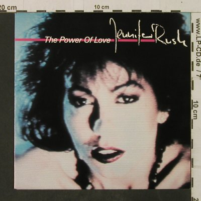 Rush,Jennifer: The Power Of Love/I See A Shadow, CBS(A 5003), NL, 1984 - 7inch - T3031 - 2,00 Euro