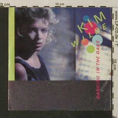 Wilde,Kim: Dancing In The Dark / Back Street, RAK(1654307), EEC, 1983 - 7inch - T3040 - 2,00 Euro
