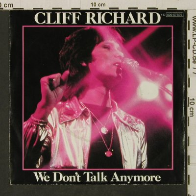 Richard,Cliff: We Don't Talk Anymore/Count Me Out, EMI(006-07 076), D, 1979 - 7inch - T3127 - 2,50 Euro
