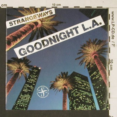 Strangeways: Goodnight L.A., BMG(109506), D, 1987 - 7inch - T312 - 2,00 Euro