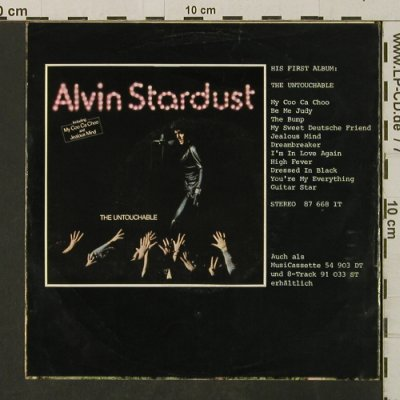 Stardust,Alvin: Red Dress / Little Darlin', Ariola(13 375 AT), D, 1974 - 7inch - T3155 - 2,50 Euro