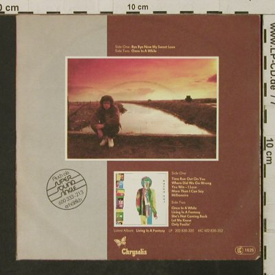 Sayer,Leo: Bye Bye Now My Sweet Love/Once In A, Chrysalis(102 893-100), D, 1981 - 7inch - T3160 - 2,00 Euro