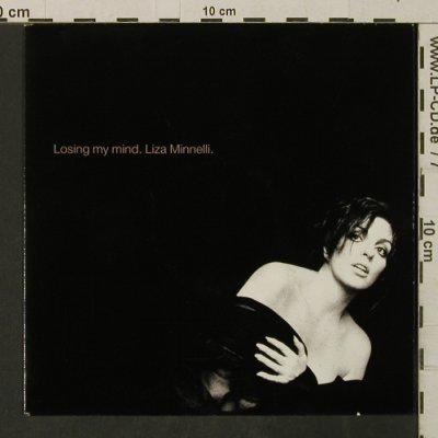 Minelli,Liza: Losing My Mind/Tonight Is Forever, CBS(655144 7), NL, 1989 - 7inch - T3166 - 2,00 Euro