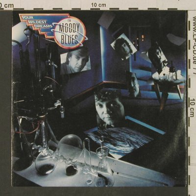 Moody Blues: Your Wildest Dreams/Talkin' Talkin', Polydor(883 906-7), D, 1986 - 7inch - T3191 - 2,50 Euro