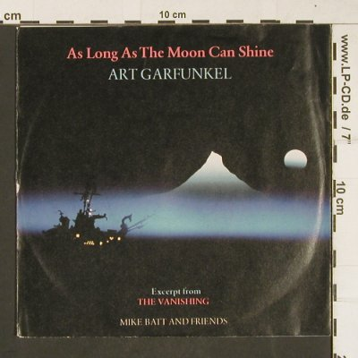 Batt,Mike & Friends: As Long As The Moon Can Shine, RCA(PB 41463), D, 1987 - 7inch - T322 - 2,50 Euro