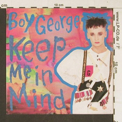 Boy George: Keep Me In  Mind, Virgin(109 154-100), D, 1987 - 7inch - T327 - 2,00 Euro