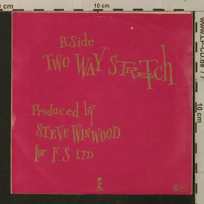 Winwood,Steve: There's A River / Two Way Stretch, Island(103841-100), D, 1981 - 7inch - T3324 - 2,50 Euro