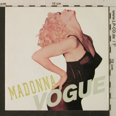 Madonna: Vogue / Keep It Together, Sire(5439-19851-7), D, 1990 - 7inch - T3336 - 4,00 Euro
