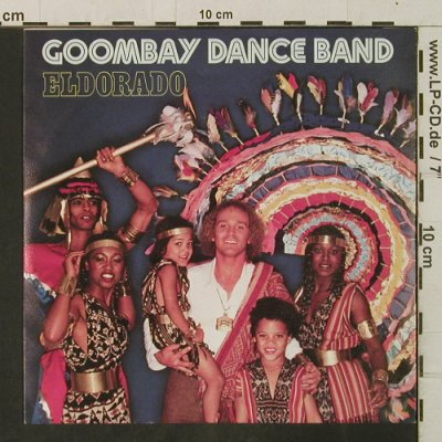 Goombay Dance Band: Eldorado / Love And Tequila, CBS(S 9029), D, 1980 - 7inch - T3403 - 2,50 Euro