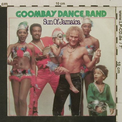 Goombay Dance Band: Sun Of Jamaica / Island Of Dreams, CBS(7947), D, 1979 - 7inch - T3411 - 2,50 Euro