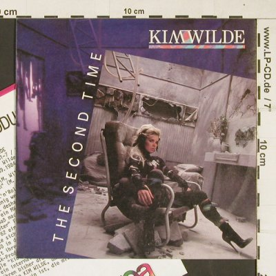 Wilde,Kim: The Second Time, MCA(259 281-7), D, 1984 - 7inch - T342 - 2,50 Euro