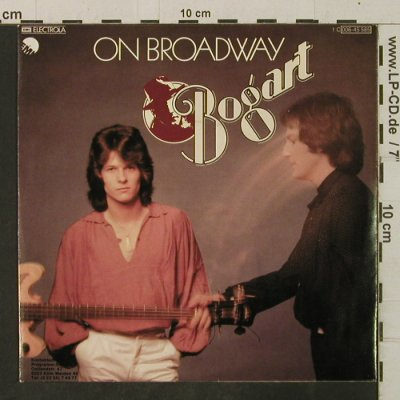 Bogart: On Broadway, EMI(006-45 585), D, 1979 - 7inch - T3436 - 2,00 Euro