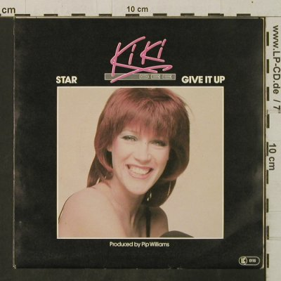 Dee,Kiki: Star/Give It Up, Ariola(102 907-100), D, 1981 - 7inch - T3440 - 2,00 Euro