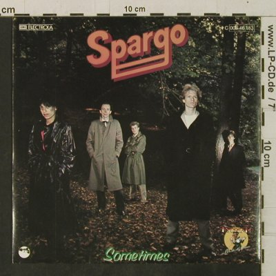 Spargo: Sometimes / Take A Break, Papagayo(006-46 183), D, 1980 - 7inch - T3453 - 2,00 Euro