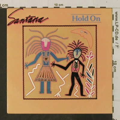 Santana: Hold On / Oxun, CBS(A-2582), NL, 1982 - 7inch - T3511 - 2,50 Euro