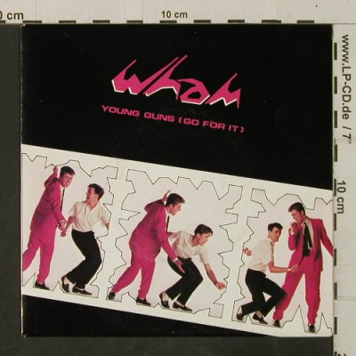 Wham: Young Guns / Going For It, Epic(A 2766), NL, 1982 - 7inch - T3515 - 2,50 Euro
