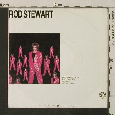 Stewart,Rod: What Am I Gonna Do.../Dancin'Alone, WB(92-9564-7), D, 1983 - 7inch - T3547 - 2,50 Euro
