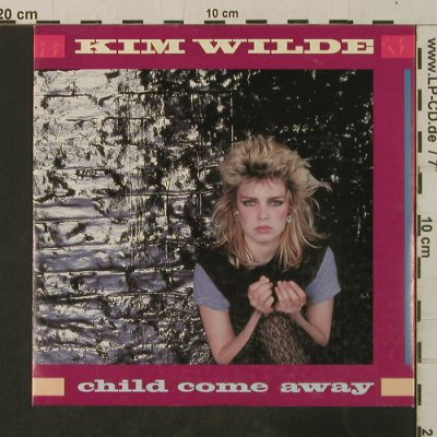 Wilde,Kim: Child Come Away/Just Another Guy, RAK(008-64 958), D, 1982 - 7inch - T3589 - 2,00 Euro