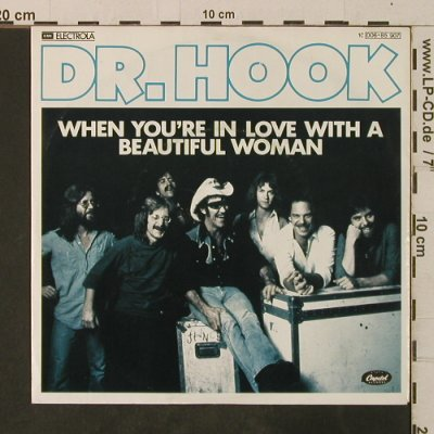 Dr.Hook: When You're In Love With A ..., Capitol(006-85 907), D, 1979 - 7inch - T3720 - 2,50 Euro