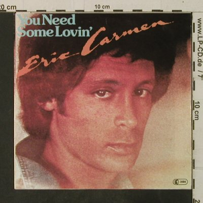 Carmen,Eric: It Hurts Too Much/You Need Some Lov, Arista(101 736-100), D, 1980 - 7inch - T3724 - 2,00 Euro