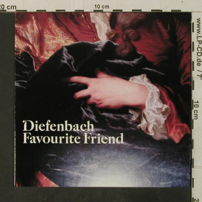 Diefenbach: Favourite Friend, Wall Of Sound(AMOUR22S), EU, 2005 - 7inch - T3736 - 4,00 Euro