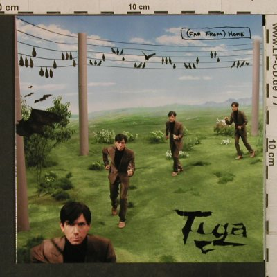 Tiga: Far from Home, Different(), UK, 2006 - 7inch - T3779 - 4,00 Euro