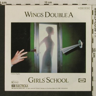 Wings Bouble A: Mull Of Kintyre, Electrola(006-60 154), D, 1977 - 7inch - T3797 - 2,50 Euro