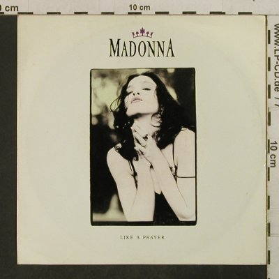 Madonna: Like A Prayer, Sire(927 539-7), D, 1989 - 7inch - T3818 - 3,00 Euro
