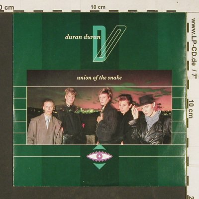Duran Duran: Union Of The Snake / Secret October, EMI(1653857), D, 1983 - 7inch - T406 - 2,00 Euro