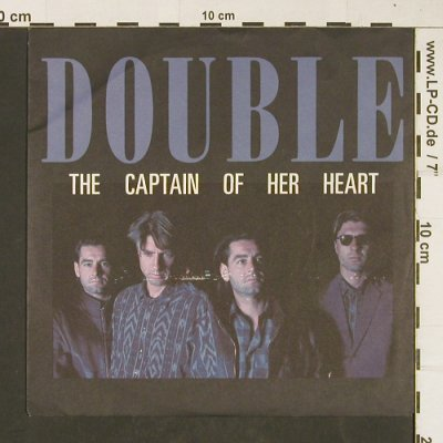 Double: The Captain of her Heart, Metronome(883 243-7 ME), D, 1985 - 7inch - T407 - 2,50 Euro