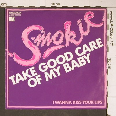 Smokie: Take Good Care Of My Baby, Electrola(008-63795), D, 1980 - 7inch - T4188 - 2,00 Euro
