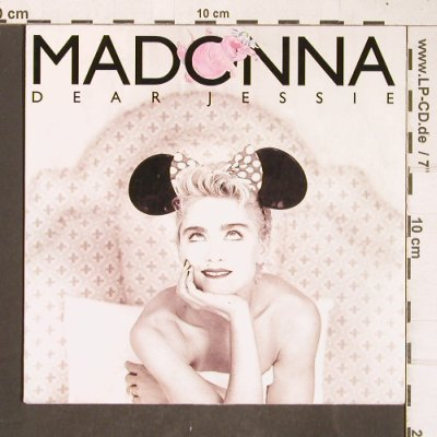 Madonna: Dear Jessie / Till Death Do Us Part, Sire(922 668-7), D, 1989 - 7inch - T4253 - 3,00 Euro