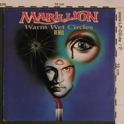 Marillion: Warm Wet Circles/White Russians, EMI(MARIL 8), UK, 1987 - 7inch - T4425 - 5,00 Euro