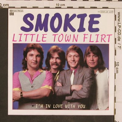Smokie: Little Town Flirt, RAK(008-64 637), D, 1981 - 7inch - T4513 - 3,00 Euro