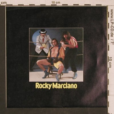 Dschinghis Khan: Himalaja/Rocky Marciano, vg+/m-, Jupiter(6.13808 AC), D,  - 7inch - T4565 - 2,50 Euro
