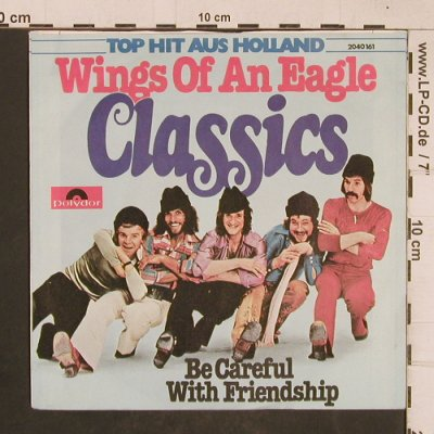 Classics: Wings of an Eagle, Polydor(2040 161), D, 1976 - 7inch - T4628 - 3,00 Euro