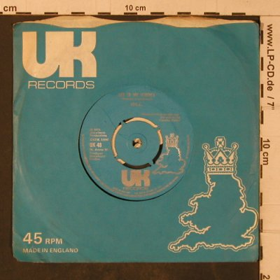 10CC: The Dean And I, FLC,  Stol, UK Rec.(UK48), UK, 1973 - 7inch - T4776 - 2,50 Euro