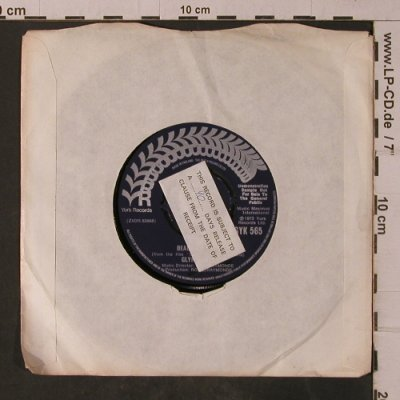 Poole,Glyn: Milly Molly Mandy-Sticker on center, York Records(SYK 565), UK,m-/--, 1973 - 7inch - T4852 - 4,00 Euro