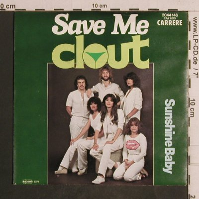Clout: Save Me, Carrere(), D, 1979 - 7inch - T5058 - 2,50 Euro