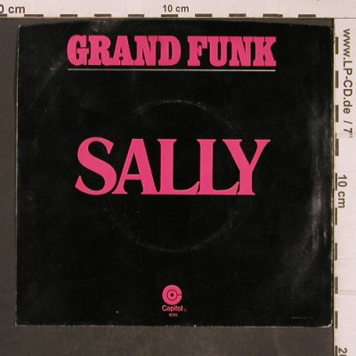Grand Funk: Sally, m-/VG+, Capitol(4235), D, 1976 - 7inch - T5079 - 3,00 Euro