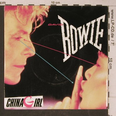 Bowie,David: China Girl, EMI(1866877), D, 1983 - 7inch - T5193 - 3,00 Euro