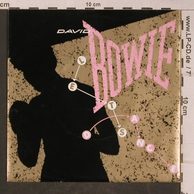 Bowie,David: Let's Dance / Cat People, Emi(006-86 660), D, 1983 - 7inch - T5195 - 4,00 Euro