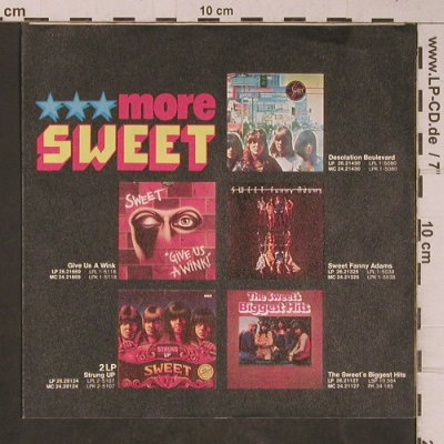 Sweet: Lost Angels, RCA(26.11 476), D, 1976 - 7inch - T5329 - 4,00 Euro