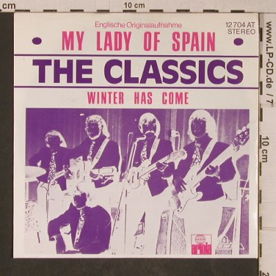 Classics: My Lady of Spain, Ariola(12 704 AT), D,  - 7inch - T5343 - 3,00 Euro