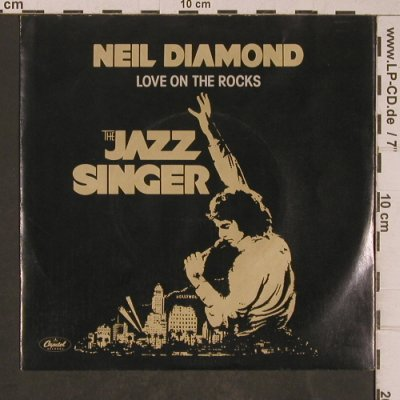 Diamond,Neil: Love on the Rocks / Acapulco, Capitol(066-86268), D, 1980 - 7inch - T5361 - 3,00 Euro