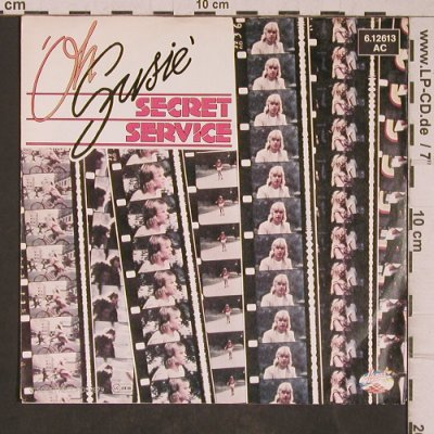 Secret Service: Oh Susie / Give Me Your Love, Strand(6.12613 AC), D, 1979 - 7inch - T5364 - 2,50 Euro